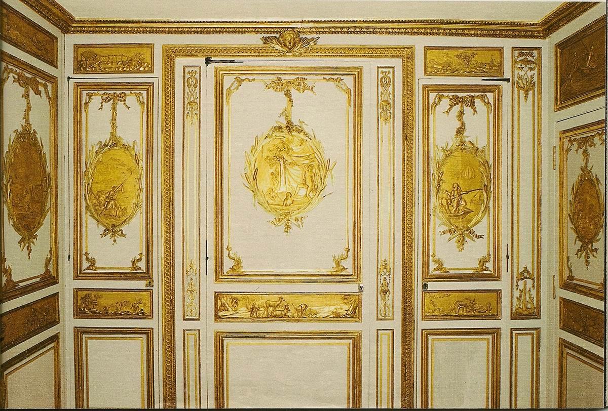 Versailles bain de jouvence for Salle de bain louis xv